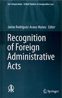 Recognition of Foreign Administrative Acts