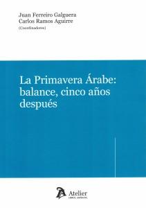PORTADA La Primavera Árabe Balance Cinco Años Después