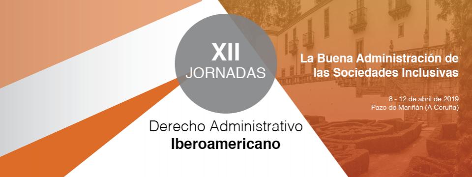 XII Jornadas de Derecho Administrativo Iberoamericano