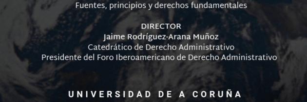 (Español) Convocado el IV Curso de Fundamentos de Derecho Público Global