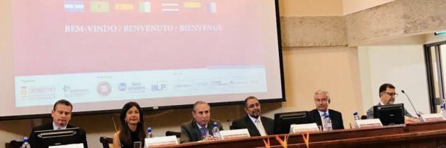 (Español) Jaime Rodríguez-Arana inaugura el IX Congreso de la Red Eurolatinoamericana de Derecho Administrativo en Costa Rica