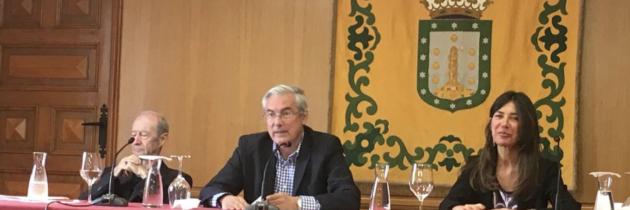 (Español) Jaime Rodríguez-Arana preside la apertura del III Seminario de Verano de Derecho Administrativo Jesús Gonzalez Pérez