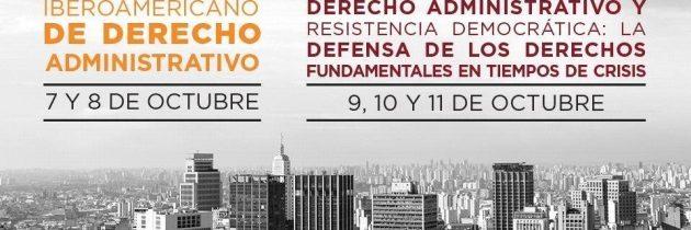(Español) Seminario preparatorio del Foro Iberoamericano de Derecho Administrativo 2019