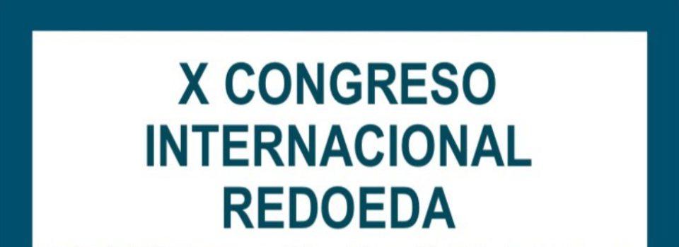 (Español) X Congreso REDOEDA
